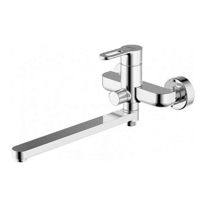 Смеситель Bravat Stream-D F637163C-01A для ванны цена