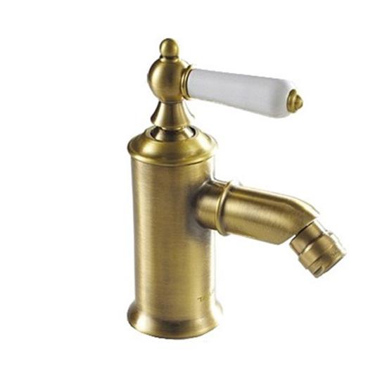 Смеситель Bravat Art F375109U для биде смеситель для биде коллекция drop d f348162c однорычажный хром bravat брават