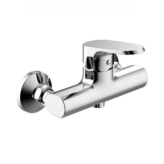 Смеситель Bravat Pure F9105161C-01 для душа смеситель для душа коллекция eco f9111147c 01 однорычажный хром bravat брават