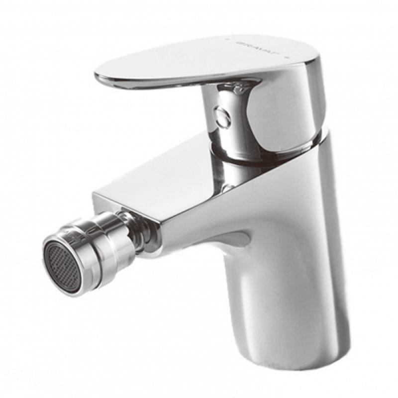 Смеситель Bravat Gina F365104C-RUS для биде смеситель для биде коллекция drop d f348162c однорычажный хром bravat брават