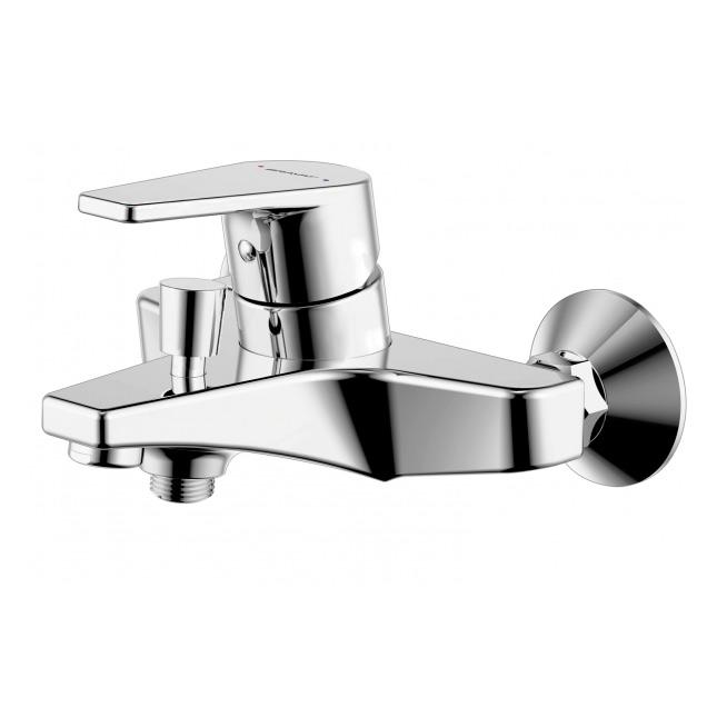 Смеситель Bravat Line F65299C 1 для ванны bravat смеситель для ванны с коротким изливом bravat line f65299c 1