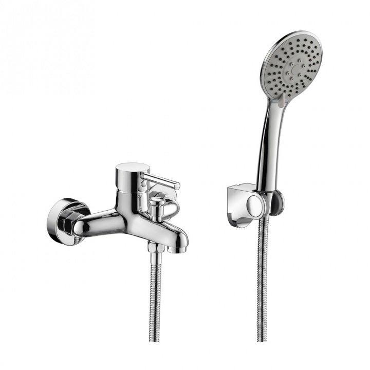 Смеситель Bravat Slim TF6332366CP-01-RUS для ванны