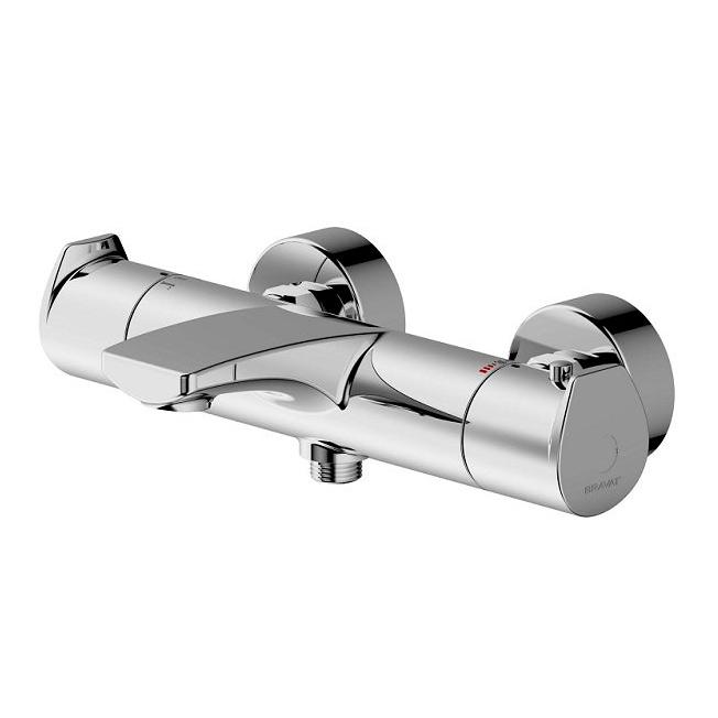 Смеситель Bravat Nizza F6353387CP-01-RUS для ванны цена