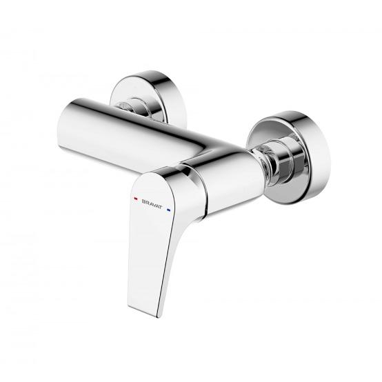 Смеситель Bravat Vega F9119177CP-01 для душа смеситель для душа коллекция drop d f948162c 01 однорычажный хром bravat брават