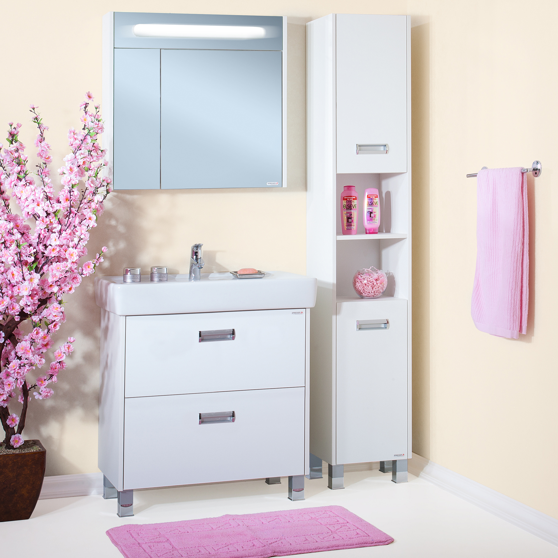 Комплект мебели палермо 75