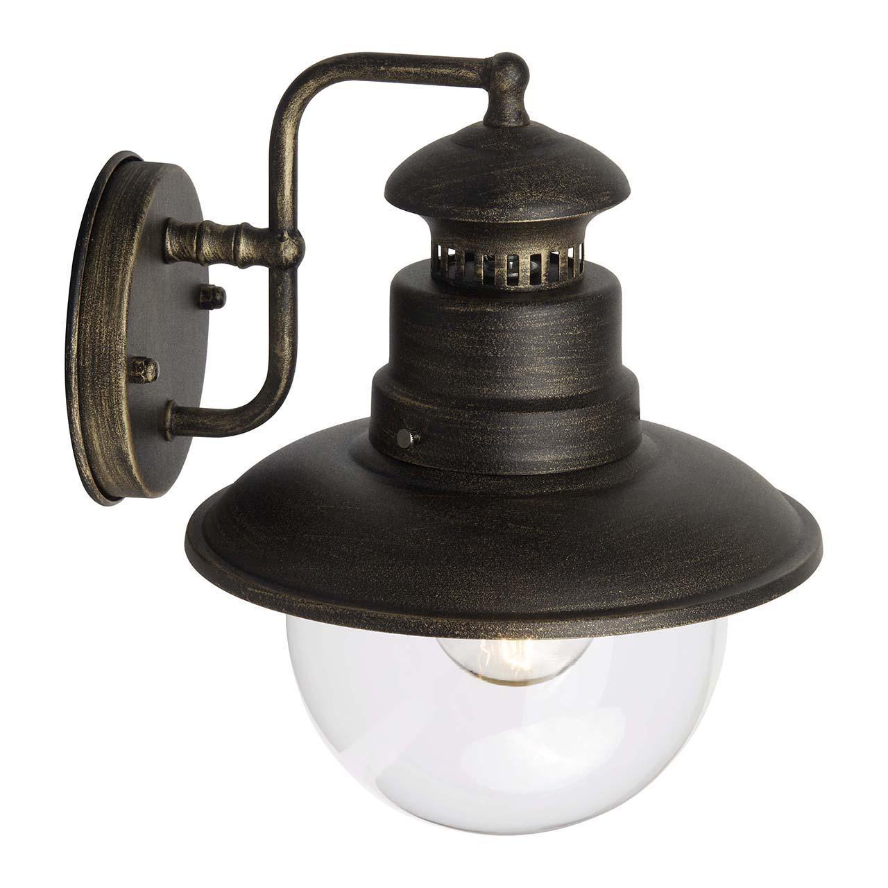 Уличный настенный светильник Brilliant Artu 96128/86 уличный наземный светильник brilliant jason 43884 86