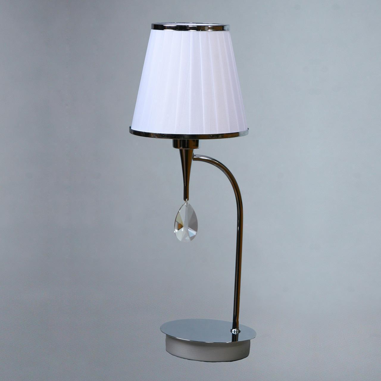 Настольная лампа Brizzi Alora MA 01625T/001 Chrome недорго, оригинальная цена