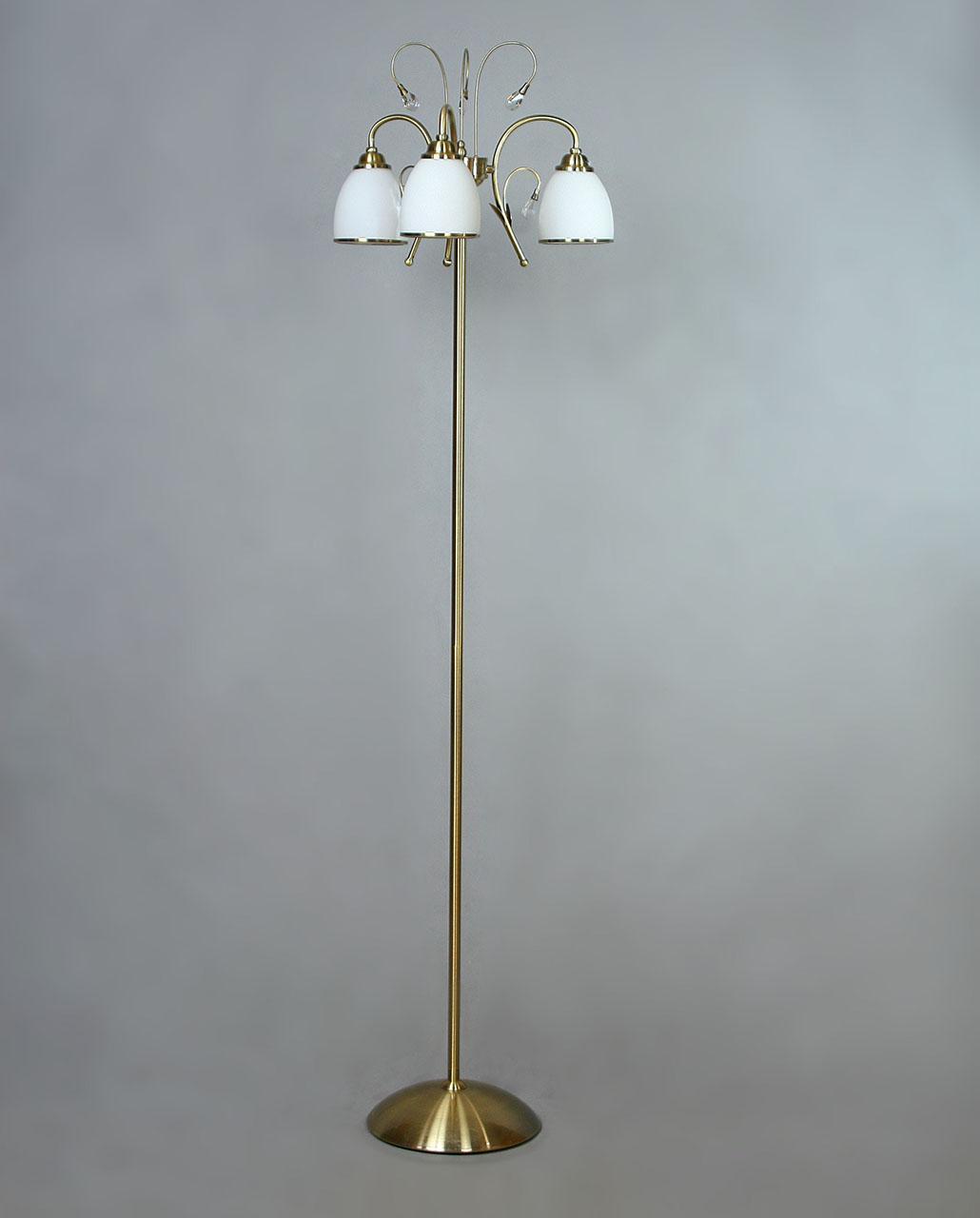 Торшер Brizzi Tarragona MA 02640F/003 Bronze торшер brizzi ma 02401f 003 chrome