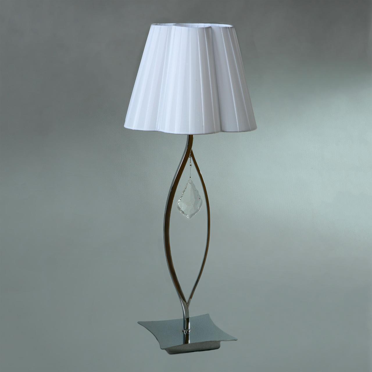 Настольная лампа Brizzi BT 03203/1 Chrome brizzi настольная лампа brizzi bt 03203 1 chrome