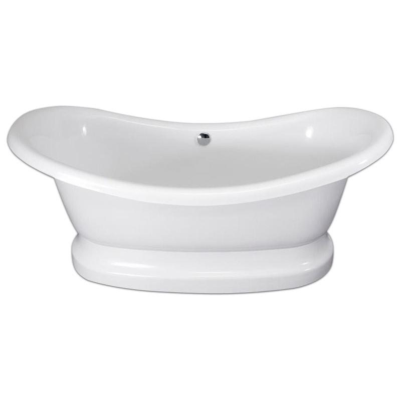 Ванна из литьевого мрамора Castone Корсика 193х88
