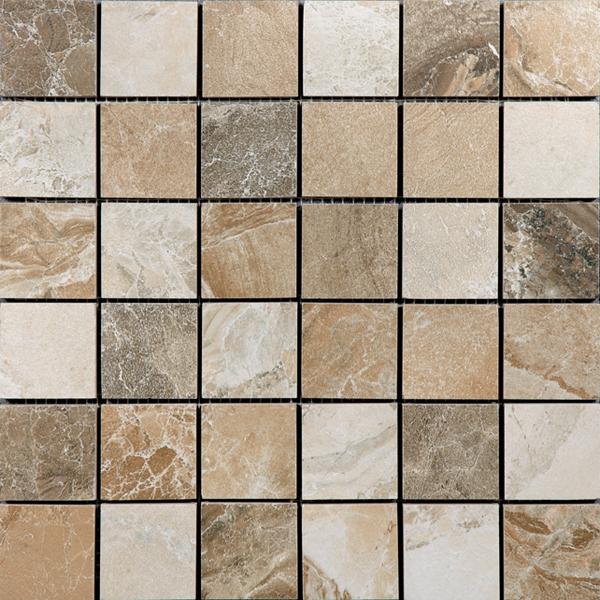 Фото - Мозаика Ceracasa Dolomite Mosaico Multicolor (5х5) 30х30 керамогранит 30х30 land coal черный
