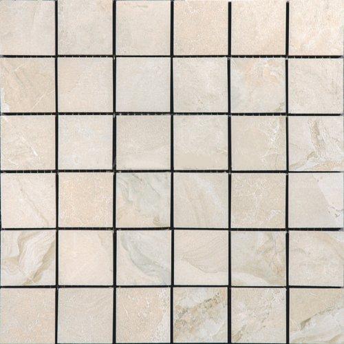 Мозаика Ceracasa Dolomite Mosaico Bone (5х5) 30х30