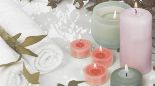 Dec Candles 1 Декор КВС16Candles1 25х45 декор ceradim stones dec 1 25х45