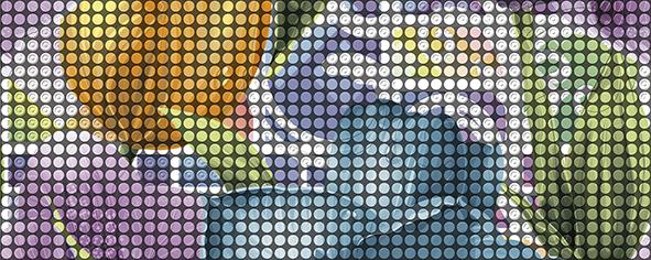 Dec Pixie Panno B 20х50 dec pixie panno c 20х50