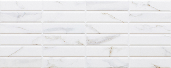 Statuario Mosaico Плитка настенная Декор 20х50 fantasy lila плитка настенная 20х50