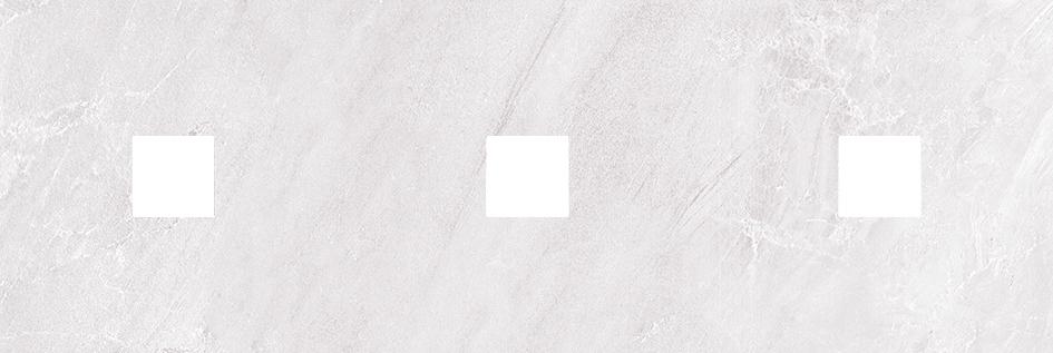 Мармара Декор (с 3-мя вырезами 5,6х5,6) серый 20х60 декор ceramica classic tile water dec 3 40x20
