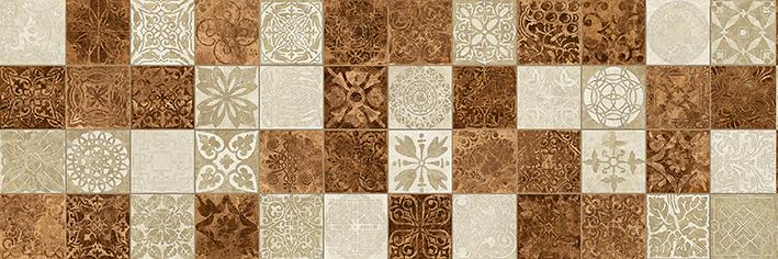 Libra Плитка настенная мозаика оранжевый 17-30-35-486 20х60 овощерезка libra plast цвет оранжевый 8 предметов lp0004