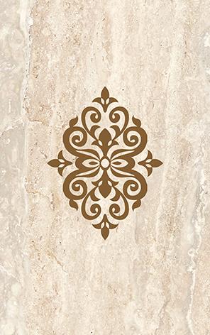 Efes toscana Декор 25x40 декор venus ceramica aria cenefa beige 3x50