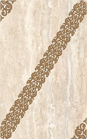 Efes toscana-2 правый Декор 25x40 декор venus ceramica aria cenefa beige 3x50