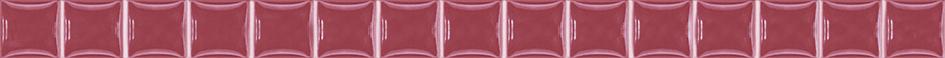 Фото - Stripes Бордюр бусинка бордовый 1,3х20 бордюр ceramica classic tile magnolia 4 5x40