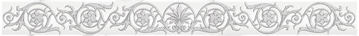 Cassiopea Бордюр 68-03-00-479-0 5х60 бордюр keros ceramica varna cen roses 5х50