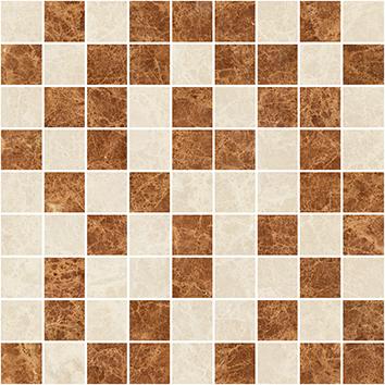 Libra Мозаика оранжевый+бежевый 30х30 овощерезка libra plast цвет оранжевый 8 предметов lp0004