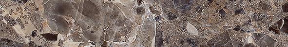 Illyria marrone Бордюр напольный 5х30 бордюр ceramica classic tile illyria beige 5x30