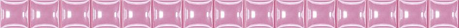 Stripes Бордюр бусинка лиловый 1,3х20 бордюр keros ceramica varna cen roses 5х50