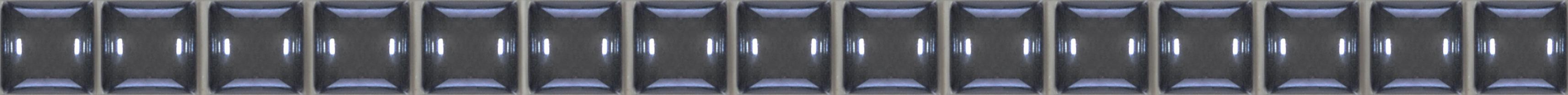 Stripes Бордюр бусинка черный 1,3х20 бордюр keros ceramica varna cen roses 5х50
