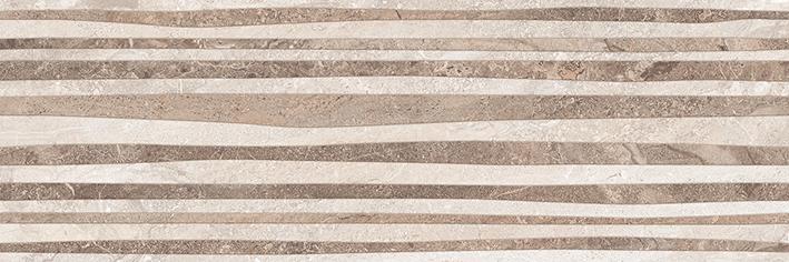 Polaris Плитка настенная серый рельеф 17-10-06-493 20х60 цена и фото