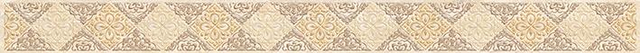 Capella Бордюр 58-03-11-498-0 5х60 бордюр keros ceramica dance cen vanilla 5х70
