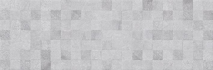 Mizar Плитка настенная тёмно-серый мозаика 17-31-06-1182 20х60 цена и фото