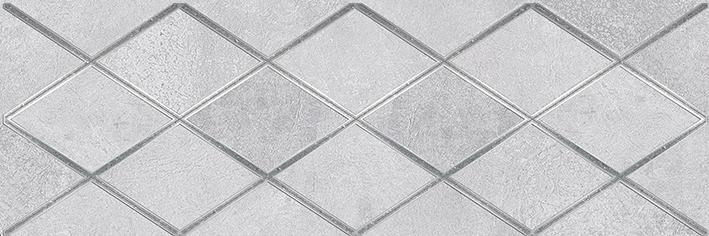 Mizar Attimo Декор тёмно-серый 17-05-07-1180-0 20х60 eridan attimo декор чёрный 17 05 04 1172 0 20х60