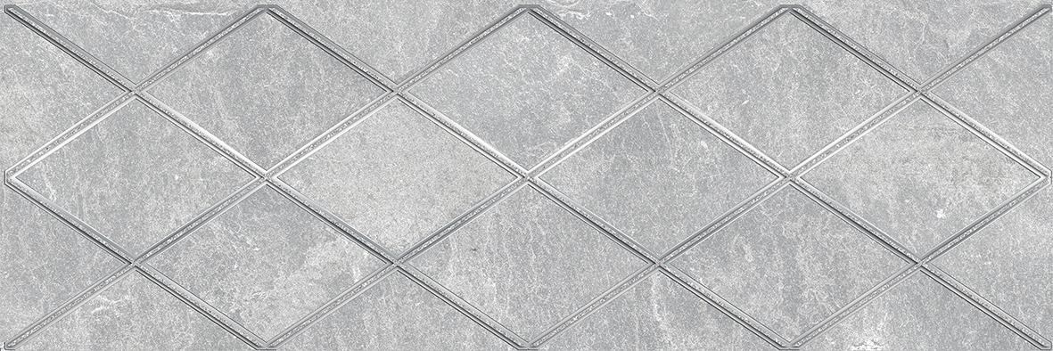 Alcor Attimo Декор серый 17-05-06-1188-0 20х60 eridan attimo декор чёрный 17 05 04 1172 0 20х60