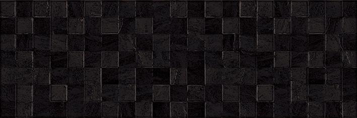 Eridan Плитка настенная чёрный мозаика 17-31-04-1172 20х60 eridan attimo декор чёрный 17 05 04 1172 0 20х60