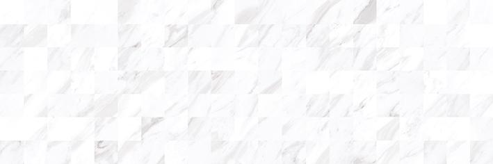 Terma Плитка настенная белый мозаика 17-30-01-1194 20х60 цена