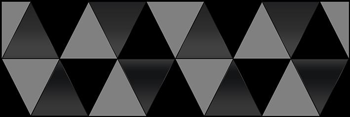Sigma Perla Декор чёрный 17-03-04-463-0 20х60 eridan attimo декор чёрный 17 05 04 1172 0 20х60