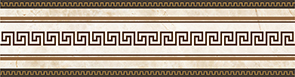 Illyria classic-2 Бордюр 6,2x25 бордюр ceramica classic tile illyria marrone 8x25