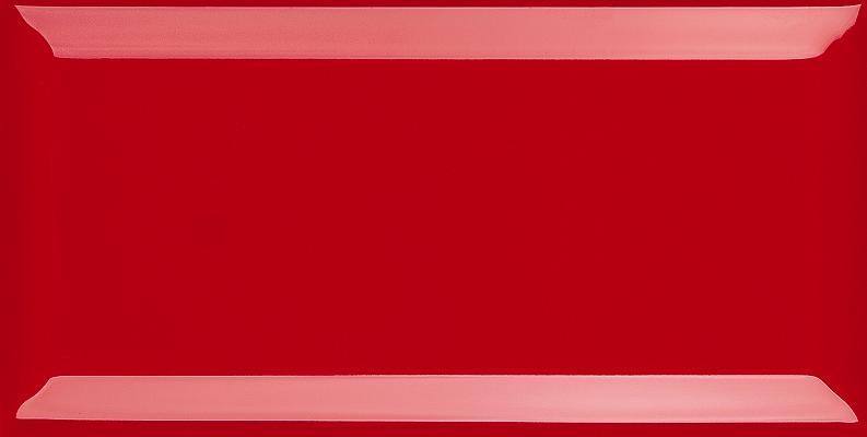 Biselado - 10 Rojo плитка настенная 100x200 мм/96 настенная плитка ceramicalcora biselado verde 10x20
