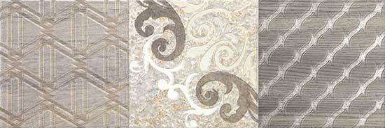 Sinai Suez Decorado - 1 Декор 200х592 мм/9 декор azteca tresor decorado tango 31x75