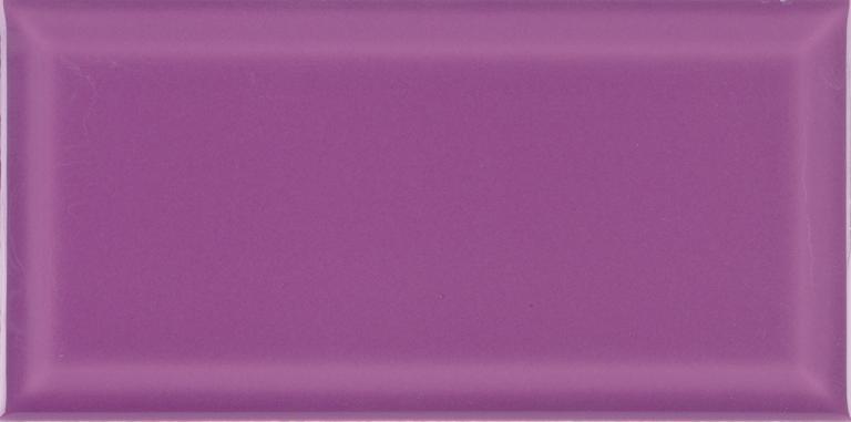 Biselado - 10 Violeta плитка настенная 100x200 мм/96 настенная плитка ceramicalcora biselado verde 10x20