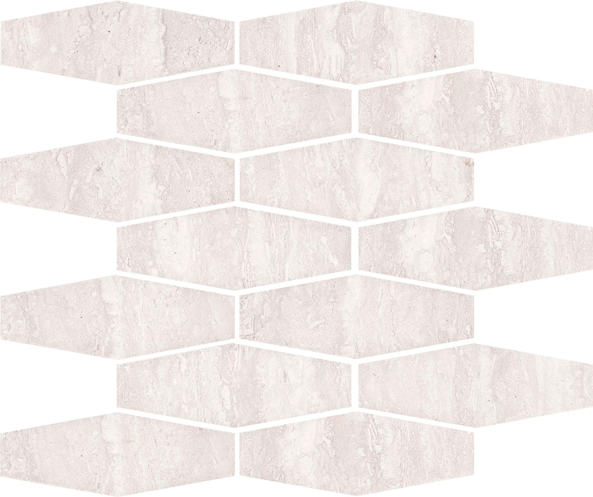 мозаика ceramika konskie andrea cream mosaic 20х20 Мозаика Ceramika Konskie Salomea Soft Grey Mozaika 25x33