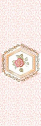 Декор Ceramique Imperiale Агатовый фон розовый (04-01-1-17-03-41-986-0) 20х60 бордюр ceramique imperiale агатовый фон 05 01 1 48 03 41 984 0 4х60