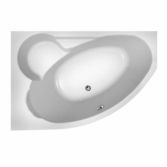 Акриловая ванна Cersanit Kaliope 170x110 L фронтальная панель cersanit kaliope 170 правая p pa kaliope 170 r