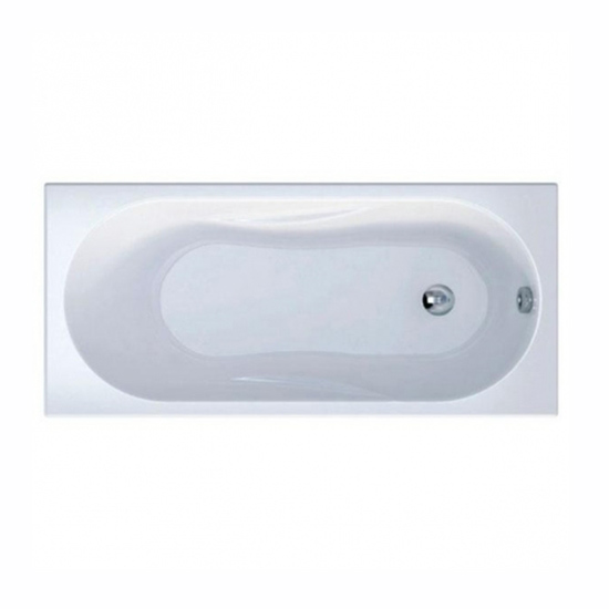 Акриловая ванна Cersanit Mito Red 170x70 ультра белый цвет акриловая ванна cersanit joanna 160x95 l ультра белый цвет
