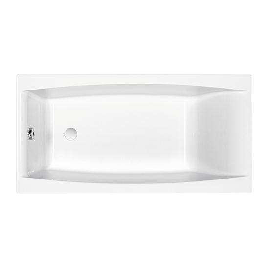 Акриловая ванна Cersanit Virgo 170x75 цена