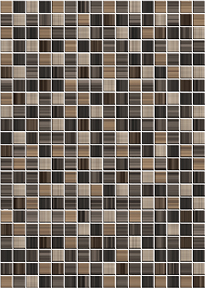 Motive Плитка настенная коричневая (MFM111D) 25х35 настенная плитка cersanit jungle зеленая 25х35