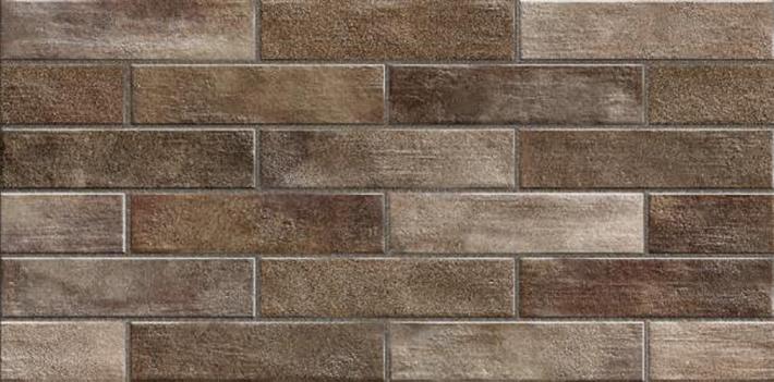 Bricks глаз. керамогранит коричневый (C-BC4L112D) 29,7x59,8 керамогранит 40 2х40 2 агатти коричневый