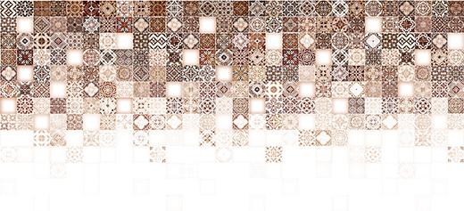 Hammam облицовочная плитка рельеф бежевый (HAG011D) 20x44 плитка облицовочная 250х400х8 мм кордеса 01 бежевый 14 шт 1 4 кв м