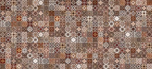 цена на Hammam облицовочная плитка рельеф коричневый (HAG111D) 20x44